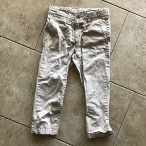 Old Navy Adjustable Waist Skinny Khakis